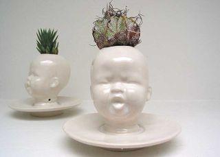 Michael McDowell Baby Heat Pottery