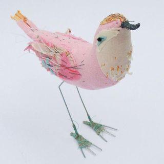 Abigail pink bird