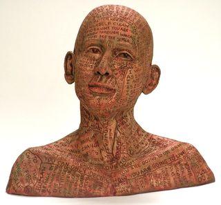Katie Deitz As I think sculpture