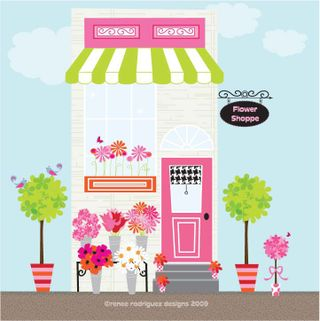 Renee Rodriquez Flower Shoppe rrd