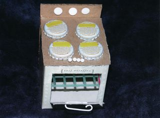Doll house stove