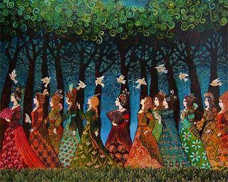 Emily B 4 8x10 Twelve Women