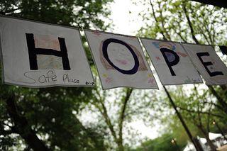 CRAFT HOPE HAITI sign