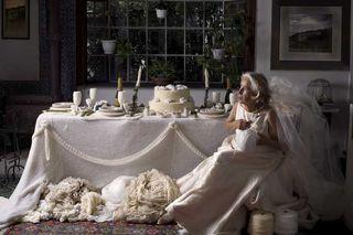 Daniel Aedburg Wedding Knit