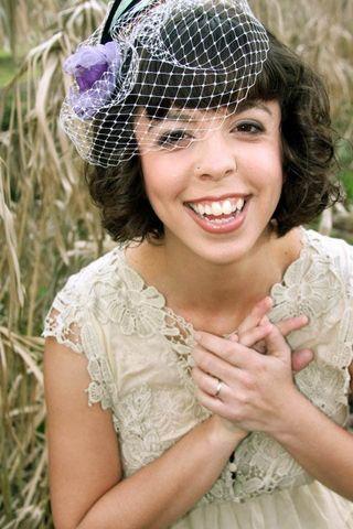 Abby Nixon Veil smile