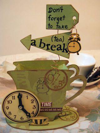 Einat Kessler tea cup
