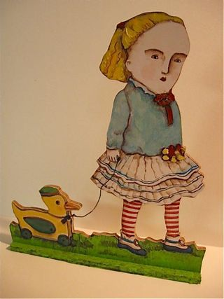 Sandra Mastroni girl with duck IMG_1186