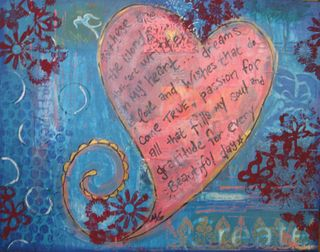 Mindy Wish Studio heart