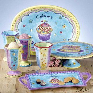 Sue Zipkin plates