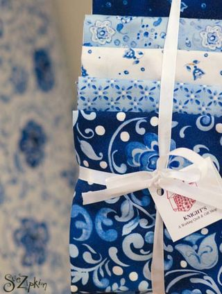 Sue Zipkin fabric