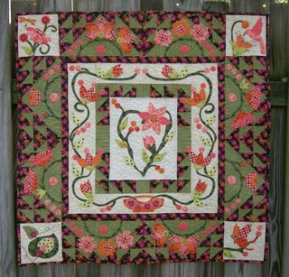 Pat Sloan meadow breeze quilt